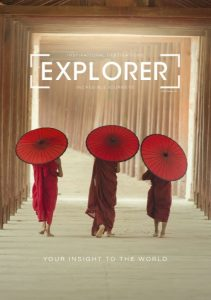 explorer travel magazine