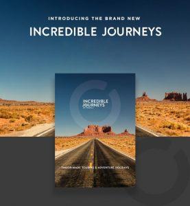 incredible journeys brochure