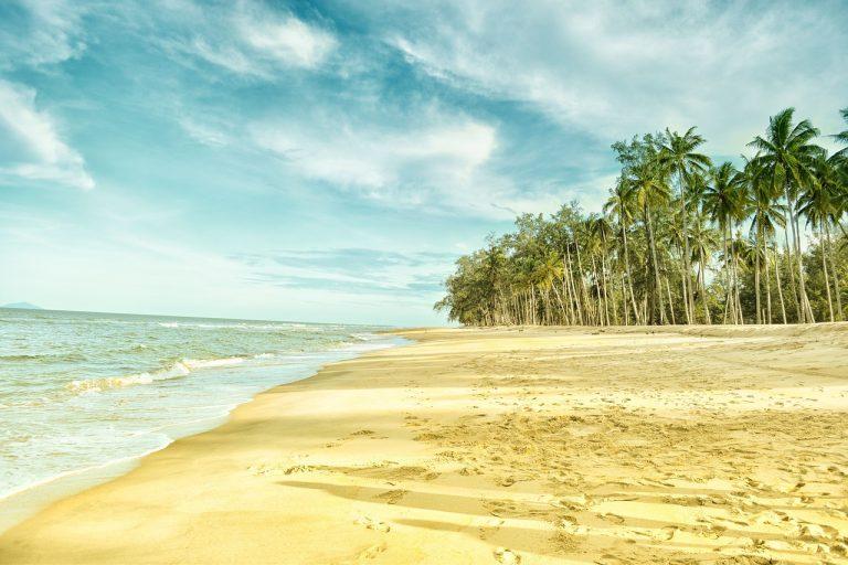 beach, sky, Turks and Caicos