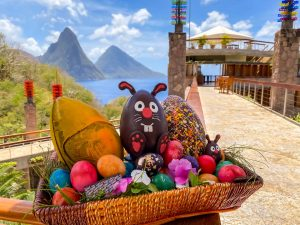 saint lucia chocolate destination