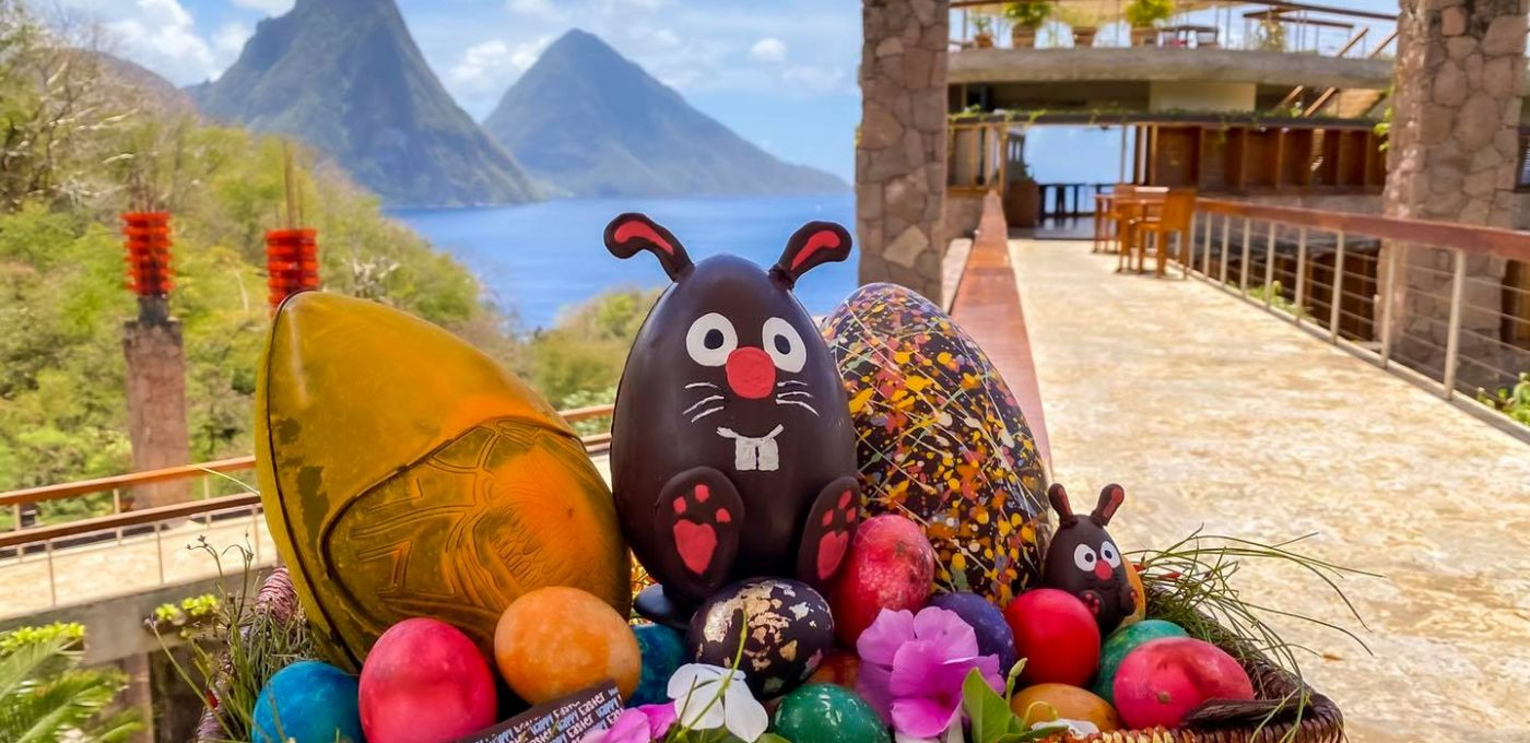 saint lucia chocolate destination
